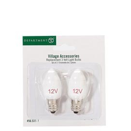 Replacement 12 Volt Light Bulbs 53161