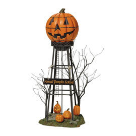 Halloween Water Tower 53223