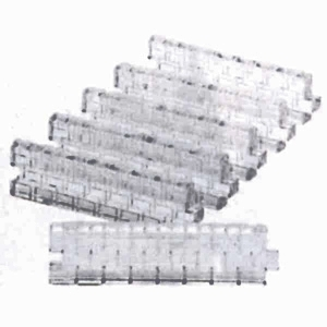 Ice Crystal Walls Set of 6 56717