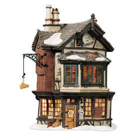 Christmas Carol Ebenezer Scrooges House 58490