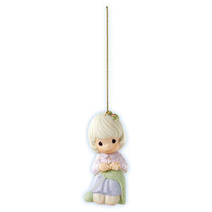 Grandma Keep Me Warm Ornament 610035