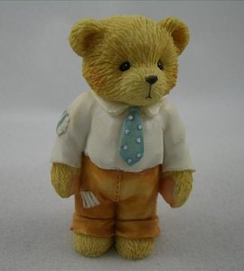Cherished Teddies Older Son 624829