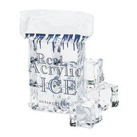 Ice Crystal Cubes 44477 Set of 6