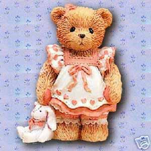 Cherished Teddies Our Family Younger Daughter 624853