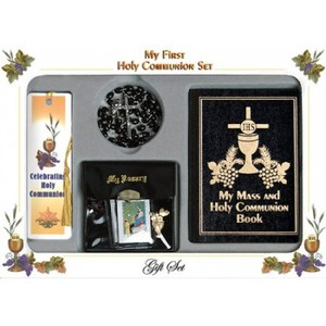 First Communion Gift Set 65115VGB