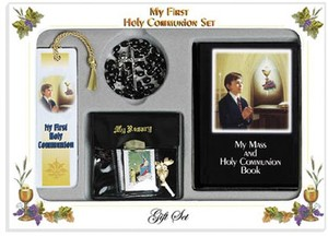 First Communion Gift Set Boy
