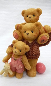 Cherished Teddies Dad Drake and Dustee 661791