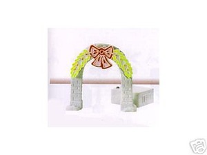 Department 56 Snow Village Brite Lites Arch 52675