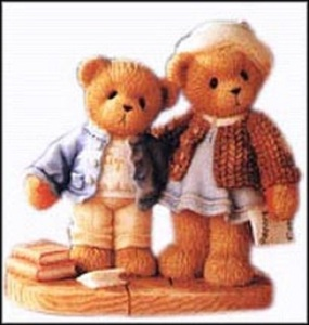 Cherished Teddies Clement and Jodi 706744