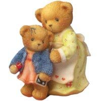 Cherished Teddies Jan and Elise 789666