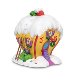 Department 56 Grinch Cindy Lou Whos House 803392