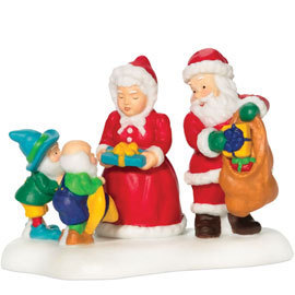 Gifts from Santa & Mrs Claus 807235