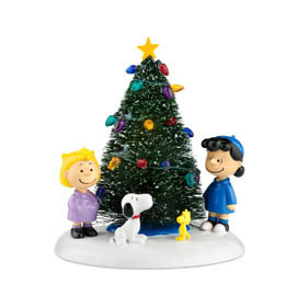 Peanuts O Christmas Tree 808997