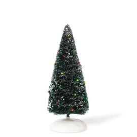 Twinkle Brite Frosted Topiary 810837