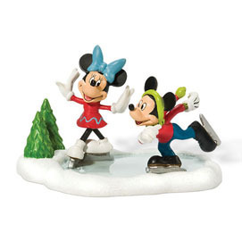 Mickey & Minne Go Skating 811274