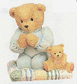 Cherished Teddies Patrick 911410