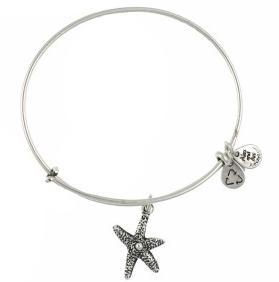Starfish Bangle Rafaelian Silver