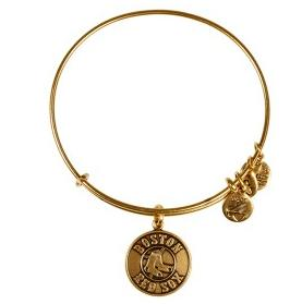 Boston Red Sox Primary Logo Bangle Rafaelian Gold