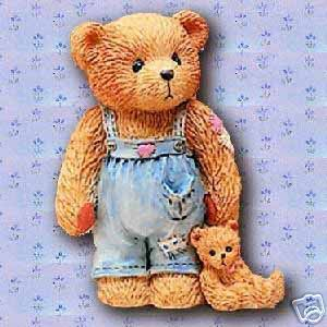 Cherished Teddies Our Family Younger Son 624837