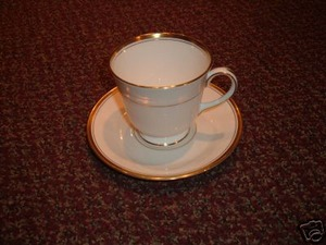 Royal Worcester Viceroy Cup and Saucer