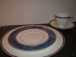Wedgwood Cantata 5 Piece Place Setting