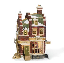 Scrooge & Marley Counting House 58483