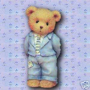 Cherished Teddies Our Cherished Family Father 624888