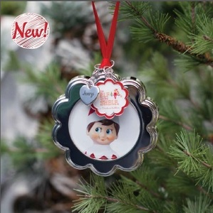 Elf On The Shelf Keepsake Frame