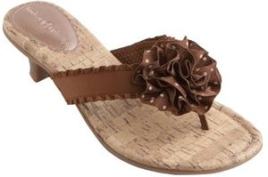 SwitchFlops Lilly Cork Size 10