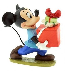 Mickey Mouse With Presents 41086 5 1/2