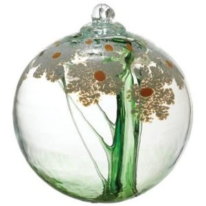 Blossom Ball Friendship Ornament OR-BLOS-06-FR
