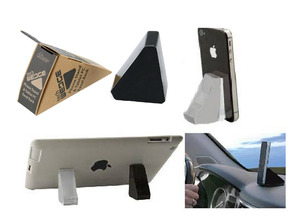 Tech Wedge Phone Stand & Tablet Easel Back 37-0387