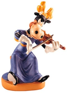 Symphony Hour Clarabelle Playing Violin 41027