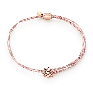 Daisy Pink Kindred Cord Bracelet