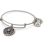 Wings of Change Charm Bangle Rafaelian Silver