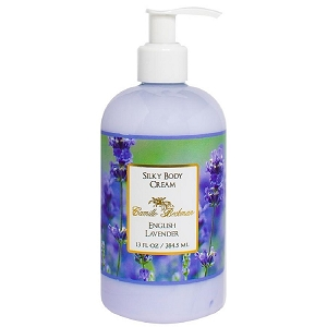 English Lavender Silky Body Cream 13oz