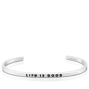 Life Is Good (The Life is Good Kids Foundation) Silver