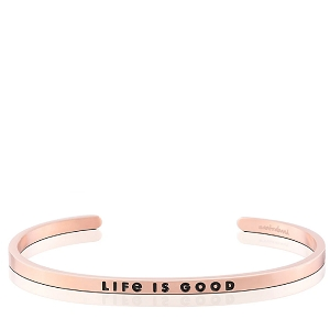 Life Is Good (The Life is Good Kids Foundation) Rose Gold