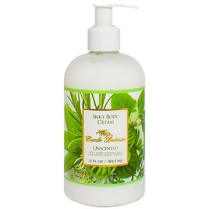 Unscented Silky Body Cream 13oz