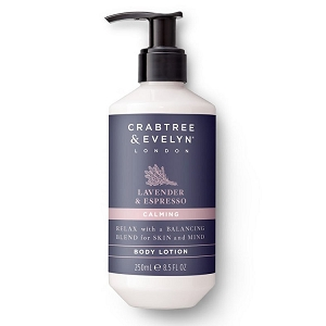 Lavender & Espresso Body Lotion 250ML 8.5FL
