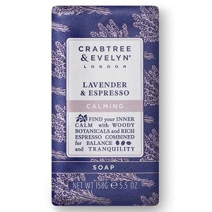 Lavender & Espresso Triple Milled Soap