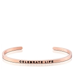 Celebrate Life Rose Gold