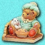 Cherished Teddies Little Jack Horner 624780