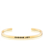 Choose Joy Gold