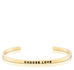 Choose Love Gold