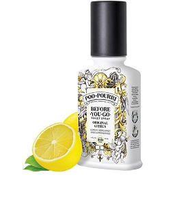 Poo Pourri Original Citrus 100 Use Bottle  2oz