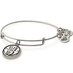 Claddagh Charm Bangle Rafaelian Silver