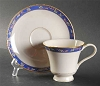 Pickard China Classic Cloisonne Cup and Saucer
