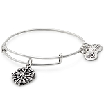 Compass Charm Bangle Rafaelian Silver