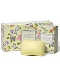 Summer Hill Bath Soap 3 Bars 3.5oz